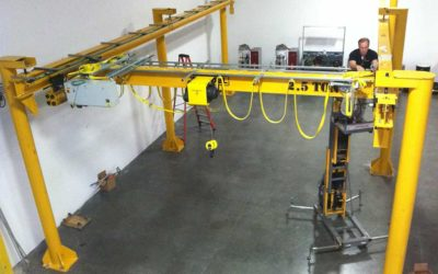 How to Ensure Overhead and Gantry Crane Safety