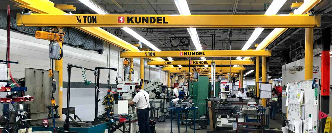 Kundel Crane System | Crane Classifications