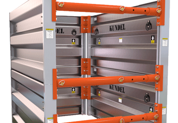 Kundel Shorelite Lite   Build as You Go   Aluminum Trench Box