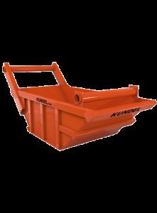 Stone Box Basic 9 Cubic Yard - Shoring - Trench Shoring - Shoring Box - - Bedding Box - Construction Stone Box - Kundel Shoring - Trench Shoring