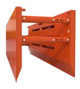 Basic 6-7.5x20 with Adjustment Spreaders and knife edge- Shoring - Trench Shoring - Shoring Box - Shoring Wall - Kundel Trench Shield - Trench Shield - Shield