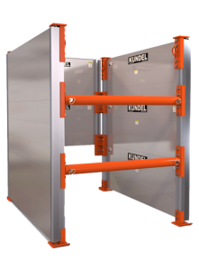 Shorelite Panel 6X8x4 3Sided Square Connector's - Shoring - Trench Shoring - Shoring Box - Shoring Wall - Trench Safety