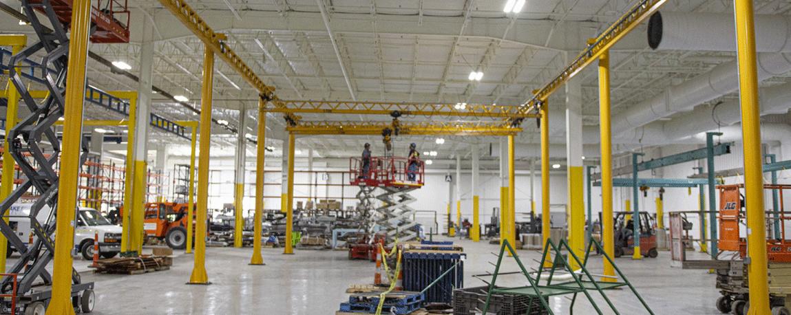 Overhead Crane   Shop Crane