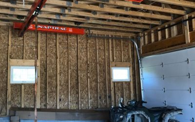 Easy SnapTrac Install | Garage